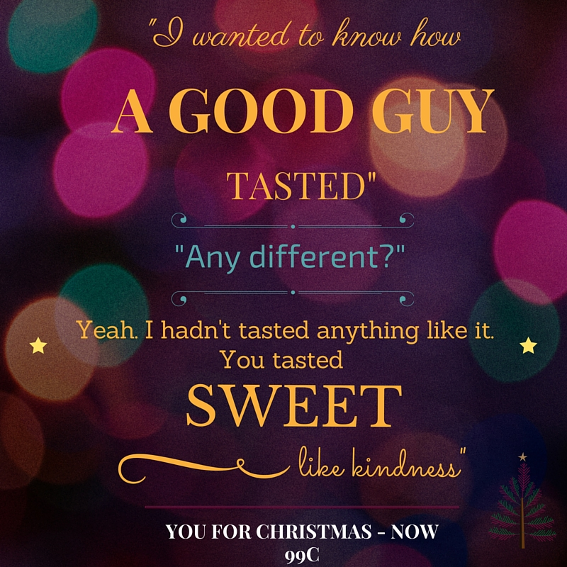 Christmas Contemporary Romance - You For Christmas by Madeline Ash