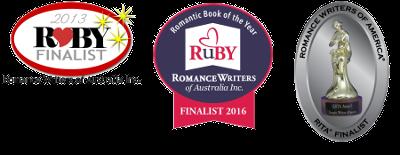 2012 RUBY Finalist | 2015 RITA Award Finalist | 2015 RUBY Award Finalist